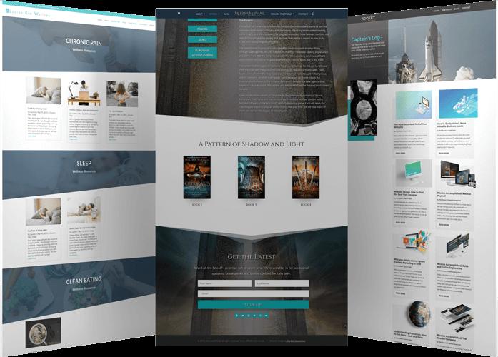 Rocket Your Online Presence - Website Design and Digital Marketing