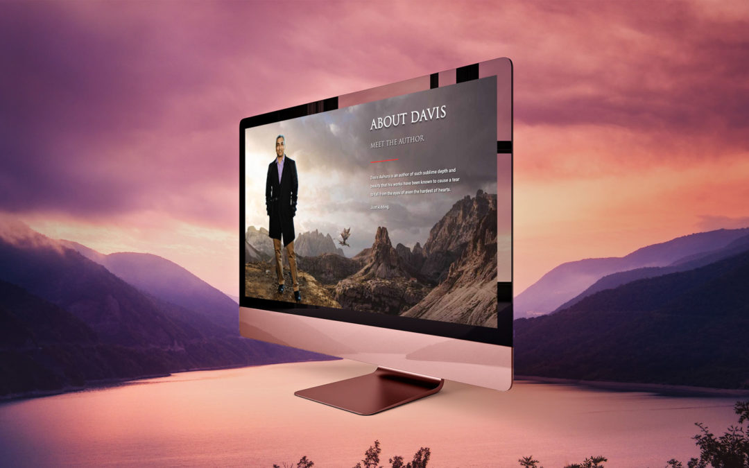 The 10 Most Breathtaking Fantasy Author Websites