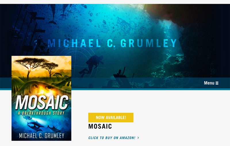 michael grumley website