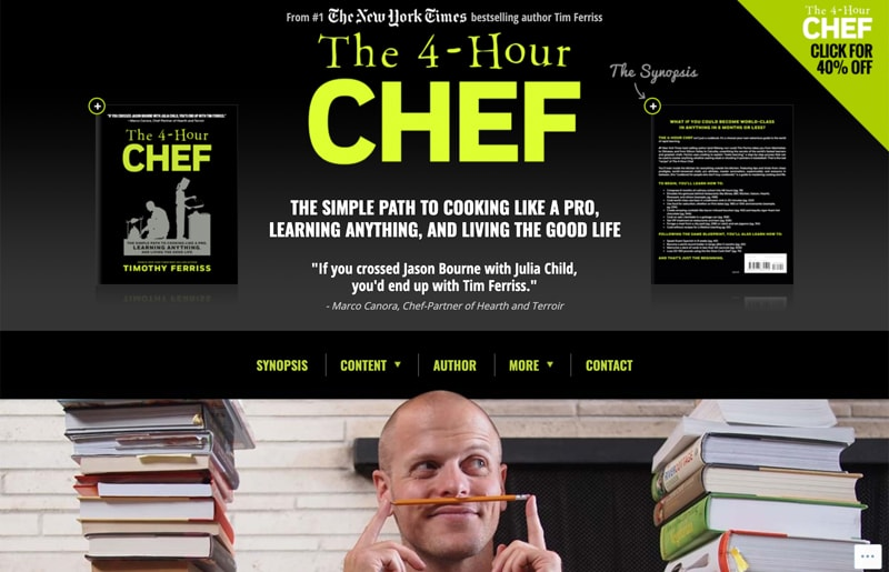 chef website