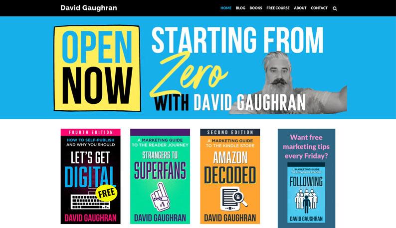 David Gaughran's Blog