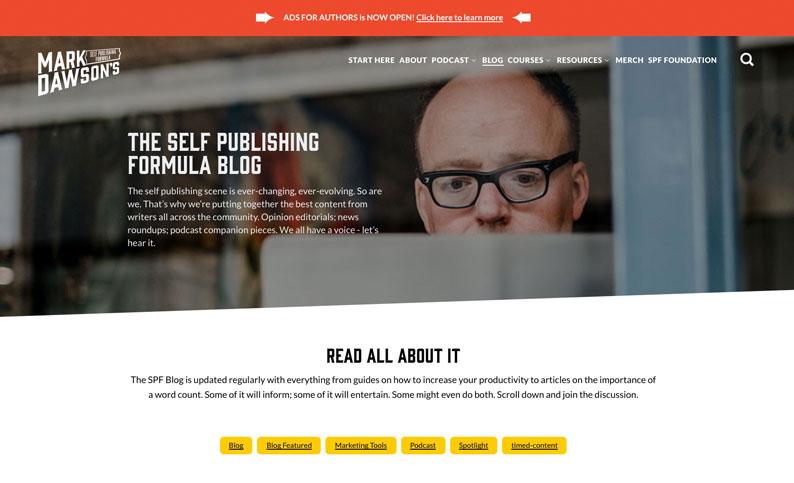 Mark Dawson's Self Publishing Formula Blog