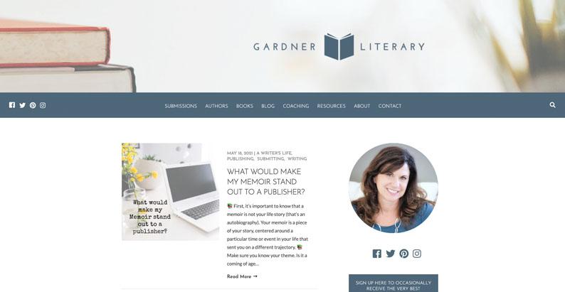 Rachelle Gardner's Blog